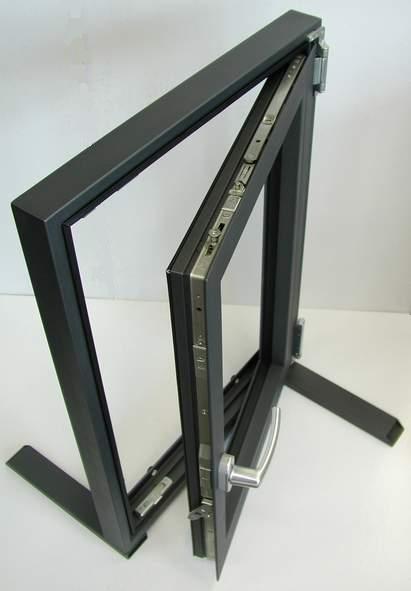 Indicazioni di montaggio ferramenta per anta ribalta palladio - Profili per finestre ...