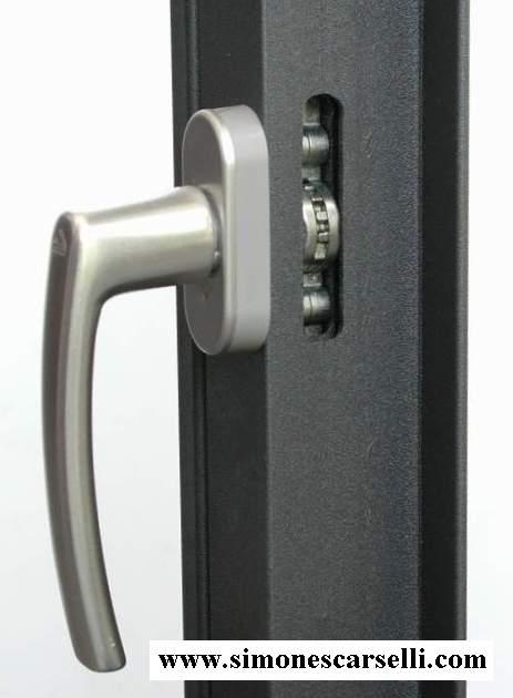 Indicazioni di montaggio ferramenta per anta ribalta palladio - Smontare maniglia finestra senza viti ...