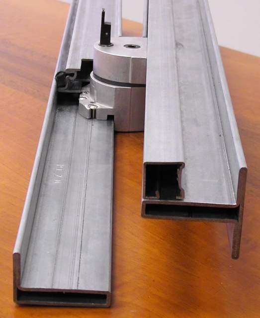 Palladio dettagli tecnici for Finestre a bilico verticale